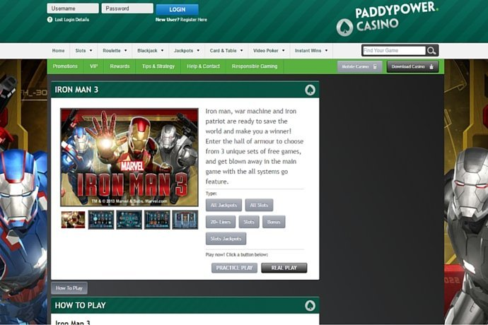 Marvel Slots Online – Play Free Marvel Slot Machines