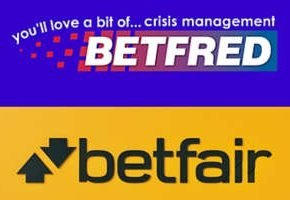 Betfred or Betfair: where to place my bet?