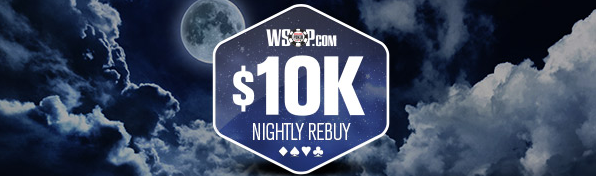 screenshot WSOP promo nightly rebuy