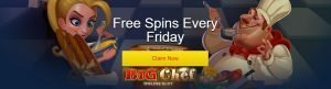 free spins every friday screenshot casino of dreams