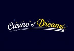 First deposit bonus: 100% up to £100 with Casino of Dreams voucher code