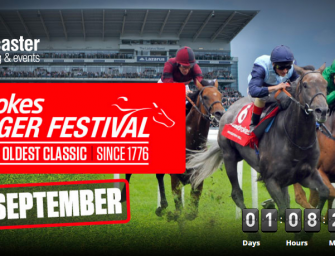 Betting on the Ladbrokes St Leger Festival 2018