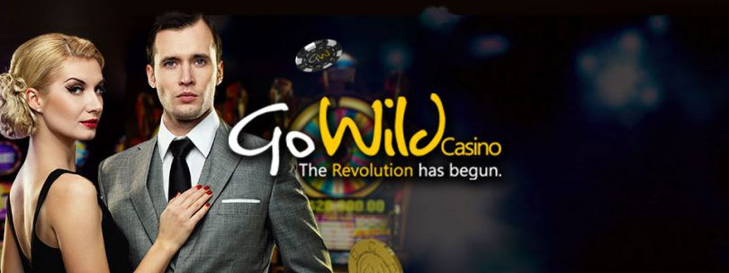 Go Wild Casino The Revolution has begun
