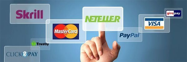 payment methods Unibet