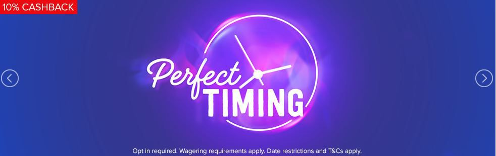 Perfect Timing Logo