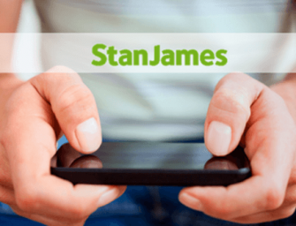 Stan James mobile app review