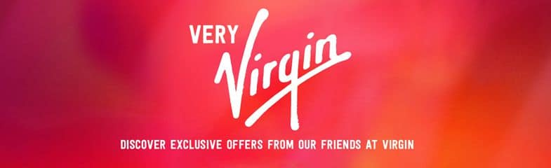 Virgin Games Exclusive Offers