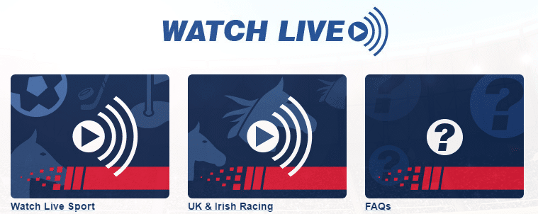 video-streaming Betfred