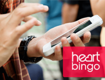 Heart Bingo mobile app review 2019