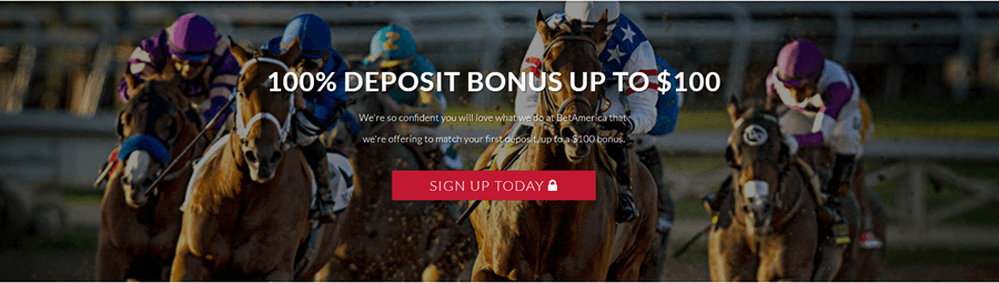 Welcome offer BetAmerica