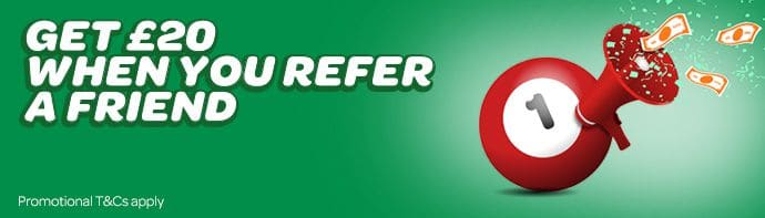 refer a friend bonus Sun Bingo