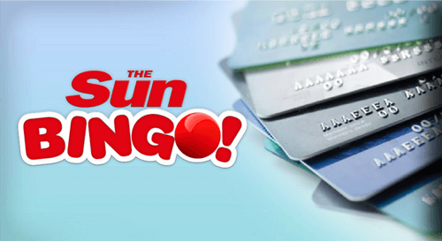 Sun Bingo Payment Options
