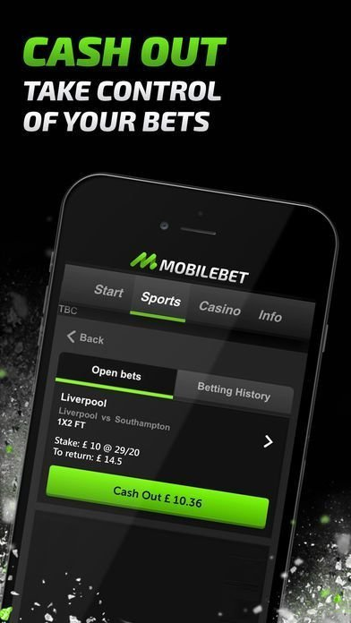 Mobile bet casino