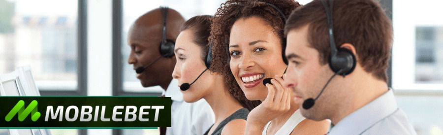 customer service Mobilebet