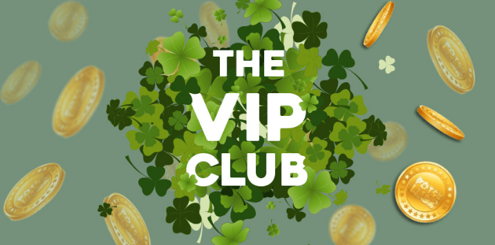 Pots of Luck promo code VIP