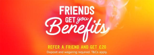 Refer a friend Virgin Games