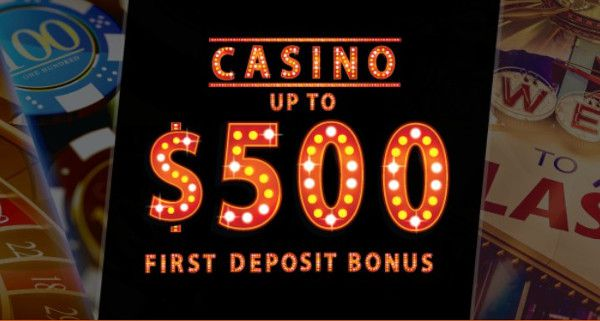 Get up to £500 Welcome Bonus on Bruce Betting Casino