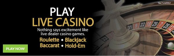 Play Bruce Betting Live Casino