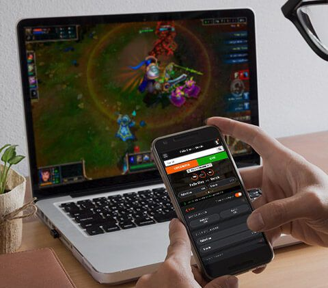 mobile App Esports betting