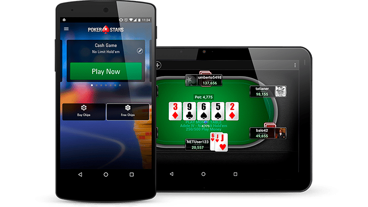 Poker Stars India Software