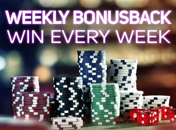Use a Magical Vegas promo code to claim your weekly bonusback