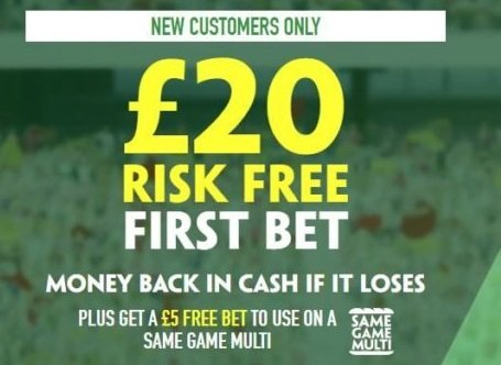 Paddy Power welcome offer