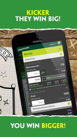 app Paddy Power