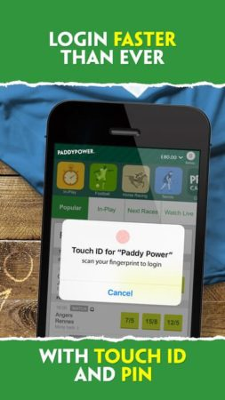 paddy power mobile betting