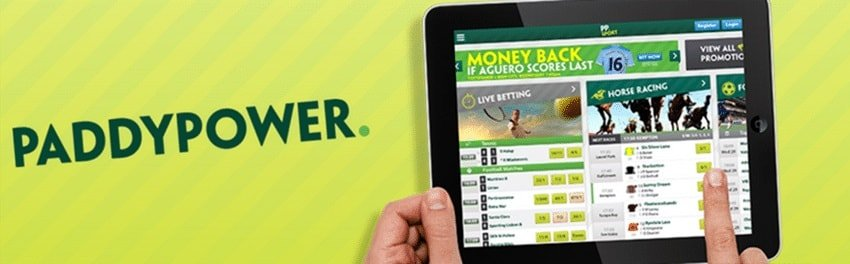 live streaming Paddy Power