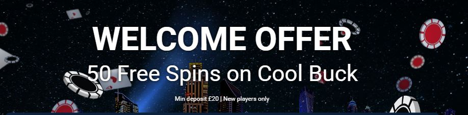 Casino of Dreams Welcome Bonus