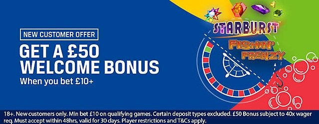 New Customer Offer Casino
