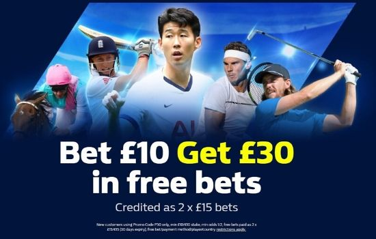 William Hill Welcome Offer