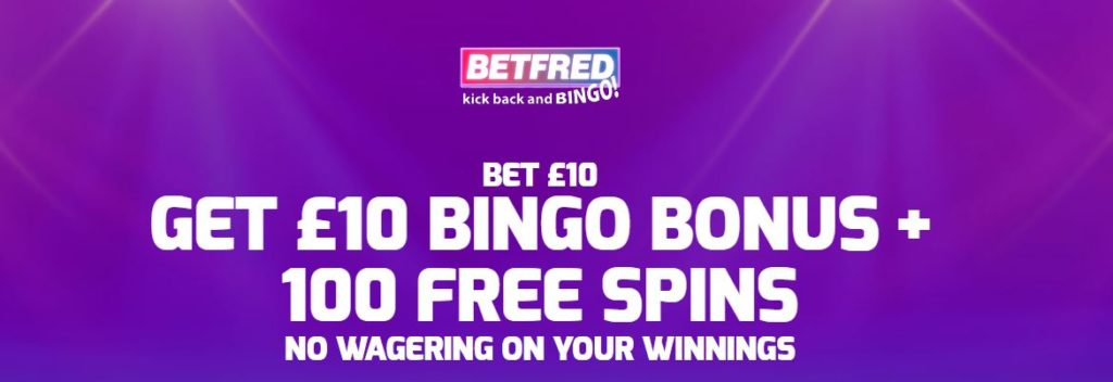 How to claim the Betfred Bingo Welcome Bonus