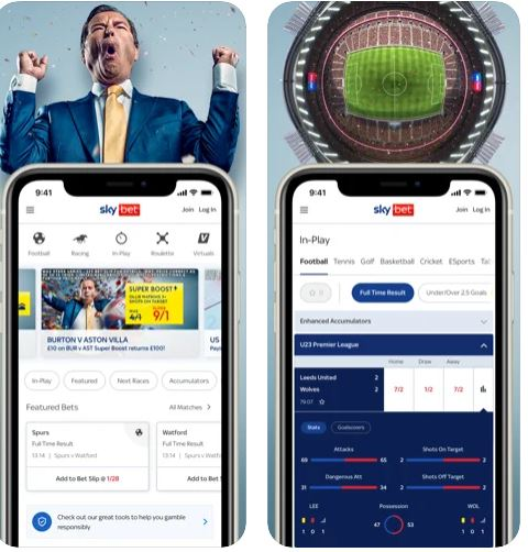 Sky Bet sign up offer for new customers and other ongoing promotions